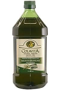 Colavita Mediterranean Extra Virgin Olive Oil, 68 Fluid Ounce