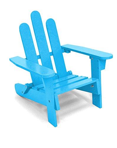 Heritage Kids NK656797 Adirondack Chair Blue