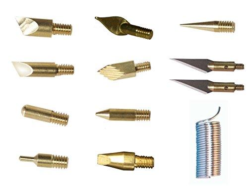Walnut Hollow Tool Points Value Pack Creative Versa Tool