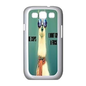 Adorable alpaca Popular Case for Samsung Galaxy S3 I9300, Hot Sale Adorable alpaca Case by runtopwell