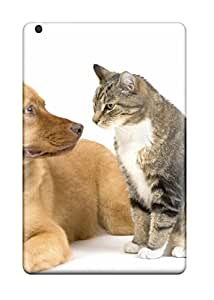 New Premium ZippyDoritEduard Cat And Dog Skin Case Cover Excellent Fitted For Ipad Mini/mini 2