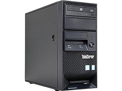 CUK Lenovo ThinkServer TS140 [No OS] Intel Core i3-4150 3.5GHz 8GB RAM No HDD Server Desktop Computer