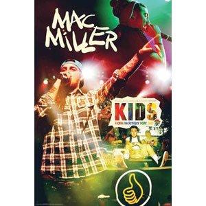 Mac Miller - Kids Art Print Poster