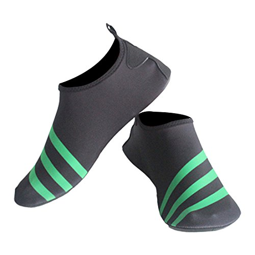 Shoes Waterproof Socks Water Unisex Beach Walking Lightweigt Yoga Pool Green Sports Skin slip Surfing for Non A Aquatics Partiss Outdoor wgfzWq4tFq