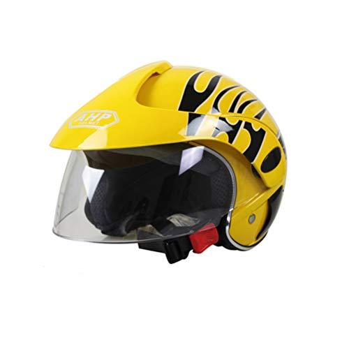 NACOLA Kids Helmet with Shield,Boys Girls Cute Cow Pattern Cycling Bicycle Helmet,Fit 2-9 Years by NACOLA (Image #2)
