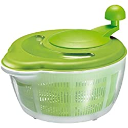 Westmark German Vegetable and Salad Spinner with Pouring Spout (Green)