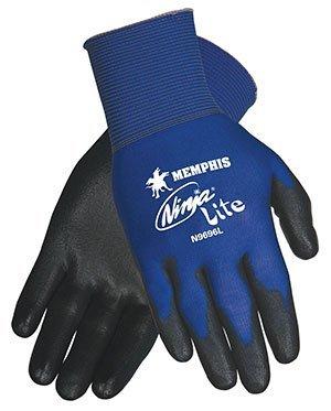 L Ninja Lite guantes (3 paquetes, 12/Pack) - r3-n9696-l ...