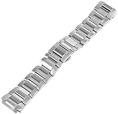 Philip Stein 3-SS 22mm Stainless Steel Silver Watch Bracelet from Philip Stein
