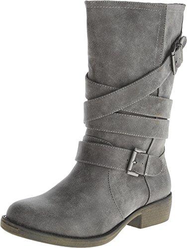 Rocket Dog Women's Trulyml, Charcoal, 7 M US (Designer Dog Boots)