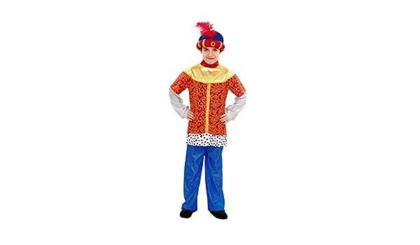 Disfraz de Paje del Rey Baltasar de niño: Amazon.es: Juguetes y juegos