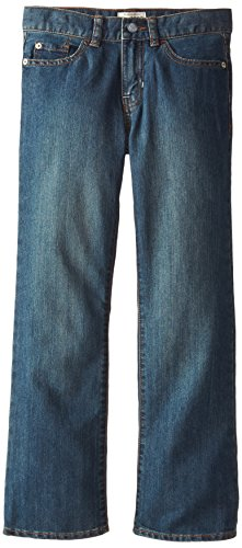 The Children's Place Big Boys' Bootcut Jeans, Dust Bowl, 10