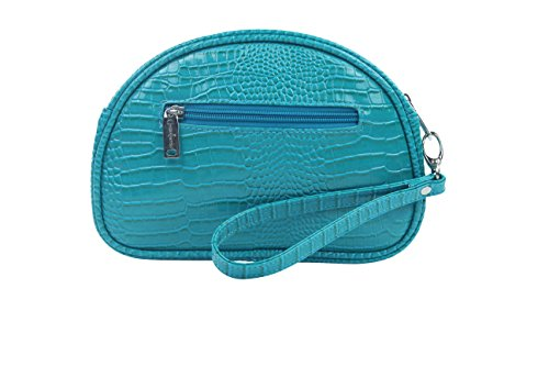 Turquoise Bag Clutch - 8