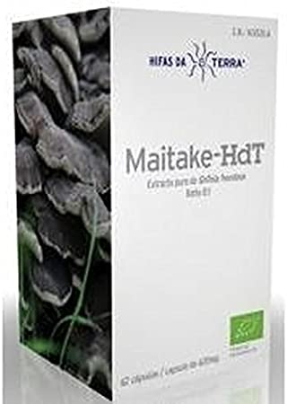 Maitake-Hdt 62 cápsulas de Hdt (Hifas Da Terra)