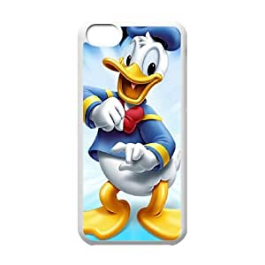 Disney Ludwig Von Drake iPhone 5c Cell Phone Case White y2e18-369602