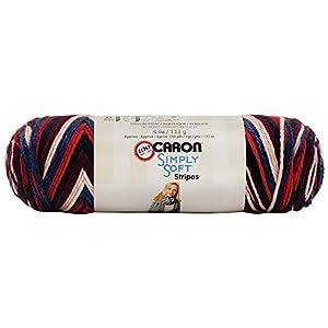 Caron International 29402222003 Simply Soft Ombre Caron Simply Soft Ombre, 5 Oz, Avocado