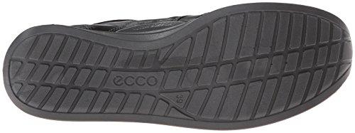 Ecco Mujeres Mobile Ii Premium Flat Black