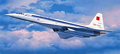 Revell Germany Tupolev Tu-144D Passenger Aircraft Model Kit
