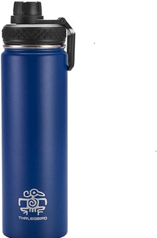 Hunt Power - Botella de Agua para Bicicleta (650 ml, Acero ...