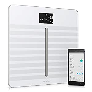 Nokia Body Cardio- Wi-Fi Smart Scale with Body Composition & Heart Rate, White