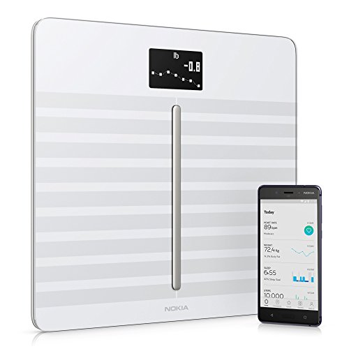 Withings / Nokia | Body Cardio – Heart Health & Body Composition Digital Wi-Fi Scale with smartphone app, - Nokia Apps