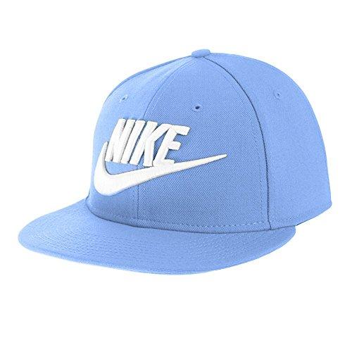 0e8c32202 Nike Mens Nike Futura True 2 Adjustable Snapback Hat Work Blue/White/Black  584169-436