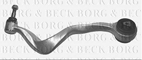 Borg & Beck BCA6424 Suspension Arm (Thrust Arm) Front LH:
