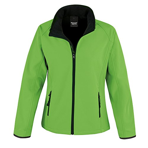 Result Giacca Softshell Core Carbone nero Donna wFU6fw