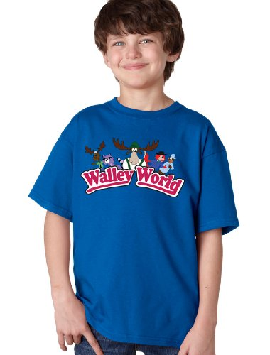 WALLEY WORLD Youth T-shirt / 80s Tribute, Wally Vacation Tee