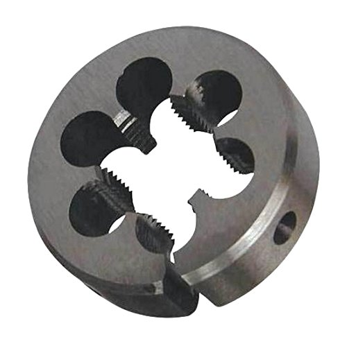 Alfa Tools RDSP75141 1.1//16-10 HSS Round Adjustable Die