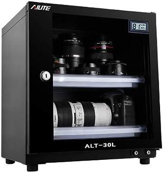 AILITE ALT-30L - Caja electrónica Antihumedad con Pantalla Digital clásica: Amazon.es: Electrónica