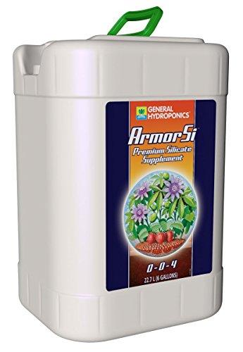 (General Hydroponics Armor Si for Gardening, 6-Gallon )