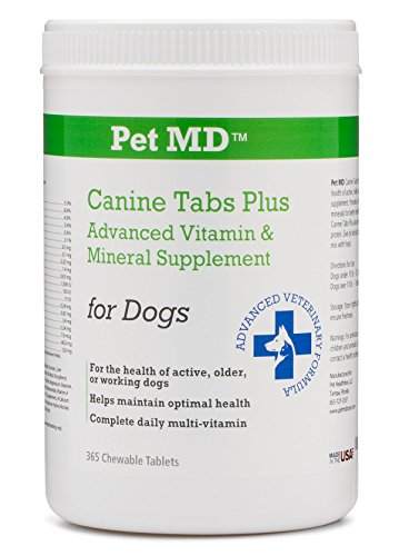 Pet MD Multivitamins Nutritional Supplement product image