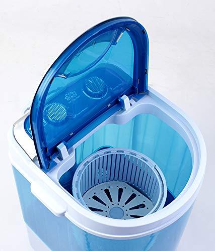 DMR 3 kg Inverter Portable Semi Automatic Top-Loading Mini Washing Machine with Dryer Basket (DMR 30-1208 Bl (W2Yr), Blue) India 2021