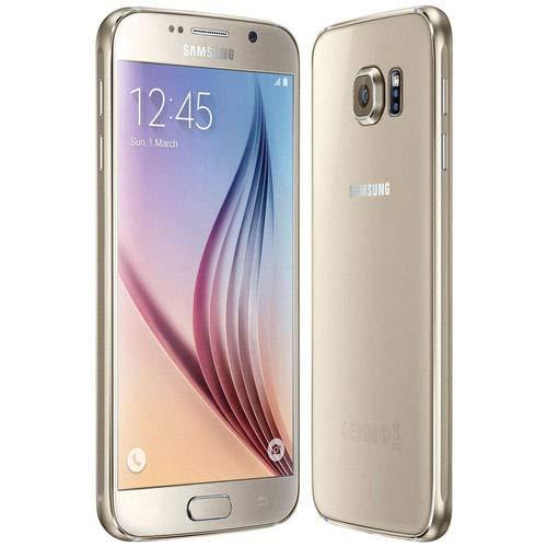 Samsung Galaxy S6 G920A 32GB Unlocked GSM (Renewed) (Gold) (Sprint Galaxy S6)