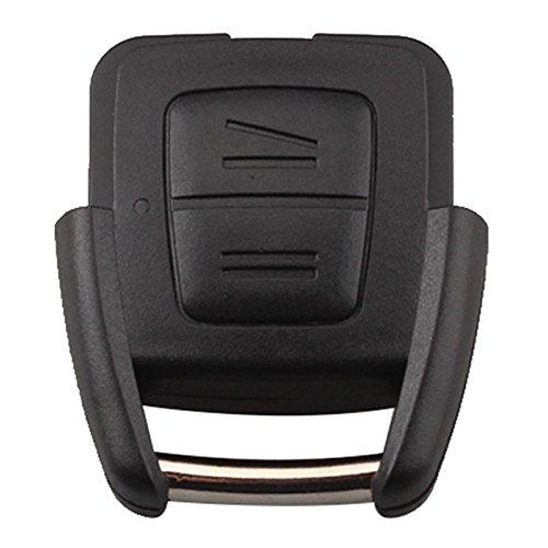 Cikuso Nuovo 2 Pulsante Auto Telecomando FOB Controllo per Vauxhall Opel Astra Vectra Zafira 433.92 MHz Senza Chip