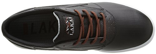 Lakai - Zapatillas de skateboarding de Lona para hombre Negro negro negro