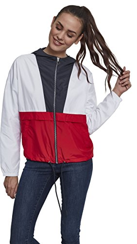 Red Classics navy 01243 Multicolore white fire Donna Cappotto Urban OgdWIqHw0g