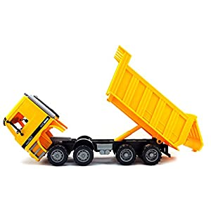 "15"" Oversized Friction Dump Truck Construction Vehicle Toy for Kids"