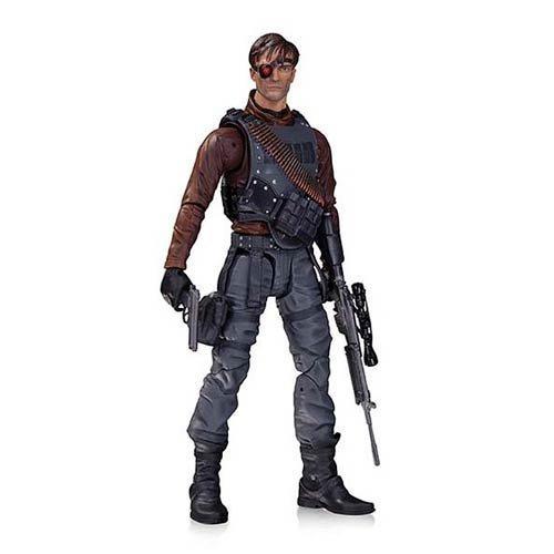 Arrow Tv Deadshot Action Figure