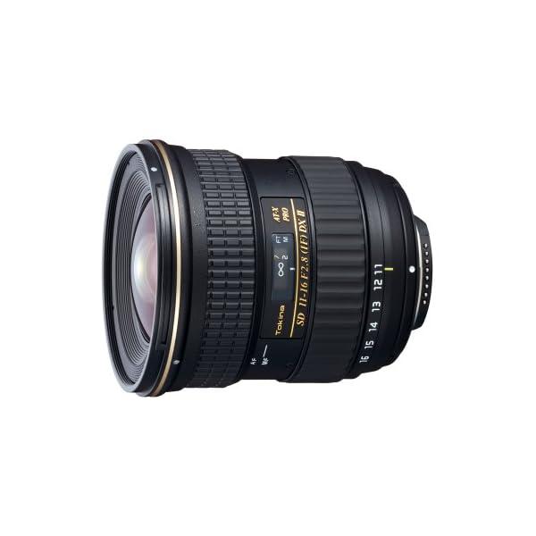 RetinaPix Tokina at-X Pro 11-16mm F2.8 Pro DXII Lens for Sony Alfa (Black)