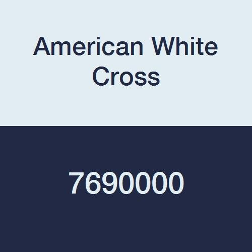 American White Cross 7690000 Sterile Non Adherent Pad w/ Adhesive, 2'' x 3'', 1800/Case (Pack of 1800) by American White Cross