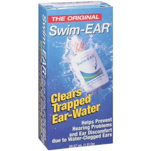 (Swim-Ear, Ear-Water Drying Aid - 1 oz, Pack of 6)