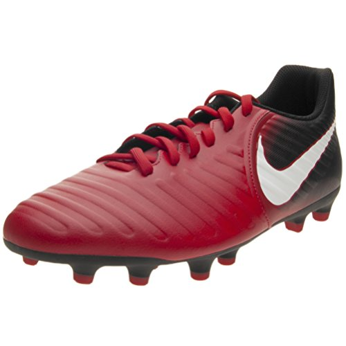 NIKE red Men's Red Black Football Boots qx4dzwqr