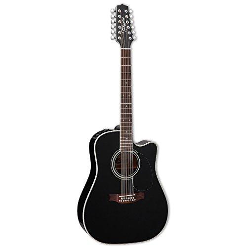 takamine ef381sc kit 2 12 string dreadnought acoustic electric guitar with hard case. Black Bedroom Furniture Sets. Home Design Ideas