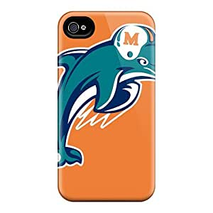 iphone covers Bumper Hard Cell-phone Case For Iphone 6 4.7 (eLu3122Epgc) Custom High-definition Miami Dolphins Series