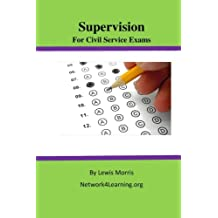 Amazon civil service books supervision for civil service exams fandeluxe Image collections