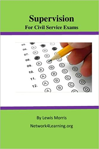 Supervision for civil service exams lewis morris 9781530419944 supervision for civil service exams lewis morris 9781530419944 amazon books fandeluxe Gallery