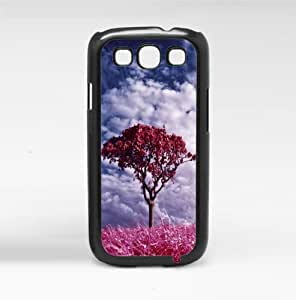 The Pink Tree That Stands Alone Hard Snap on Phone Case (Galaxy s3 III) by supermalls