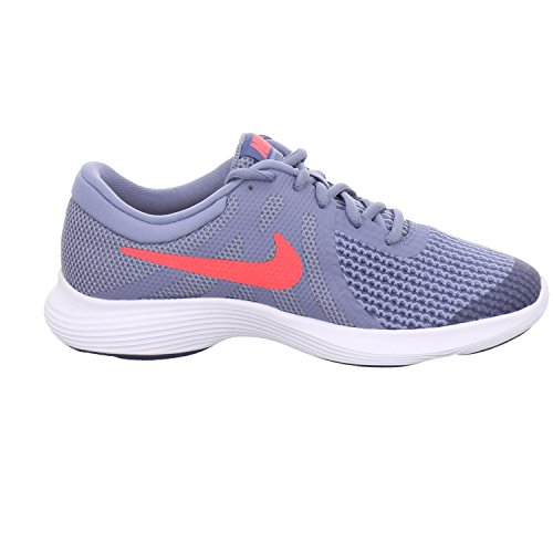 Fitness Flash 400 Shoes 4 diffused Slate Ashen Blue Revolution Multicolour Crimson Nike Gs Boys' zAIx4wOqa