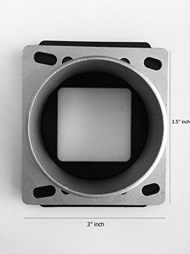 1986-1994 Mazda 323 1.6L 1.8L Air Intake MAF Sensor Adapter Plate